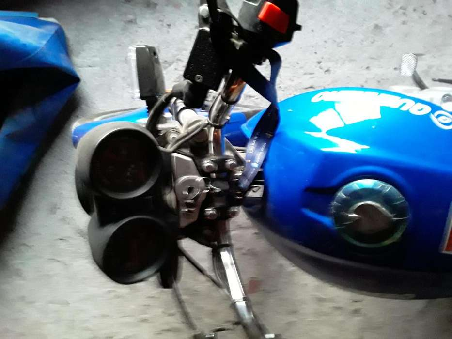 Moto guerrero gc 150cc
