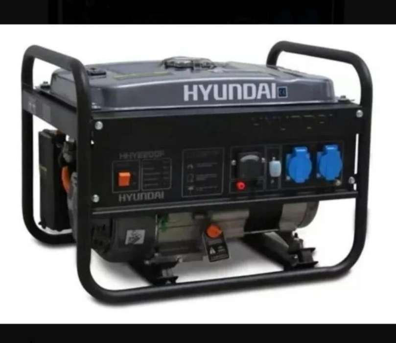 Vendo Grupo Electeogeno Hyundai 2200 W