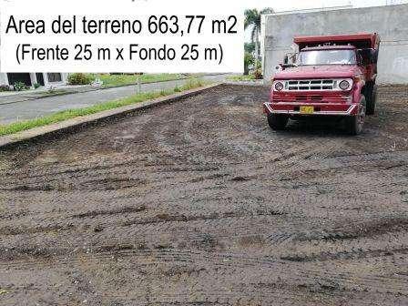 LOTE CON LICENCIA PARA EDIFICIO EN VENTA PALMIRA - wasi_1365896
