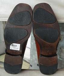 Zapatos mocasines hombre Giesso nuevos sin uso talle 6,5 un 39,540