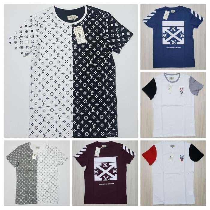 Camisetas Alta Gama Louis Vuitton