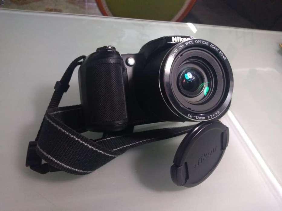 Semiprofesional Nikon Coolpix L340