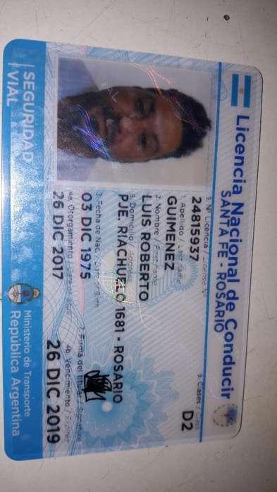 Busco Trabajo Dee Taxi O Remis