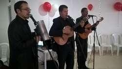 Grupos musicales, trío ,serenatas,orquesta La gran sensación
