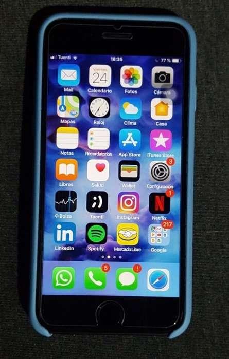 iPhone 7 32Gb (10 meses de uso)
