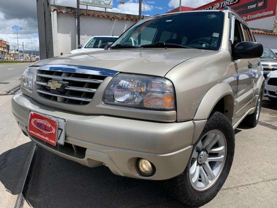 Chevrolet Grand Vitara 2014 - 75641 km