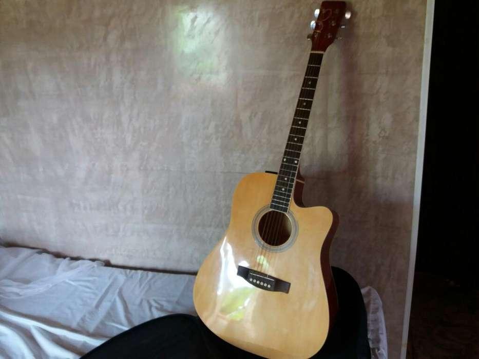 Guitarra Electroacustica Profesional