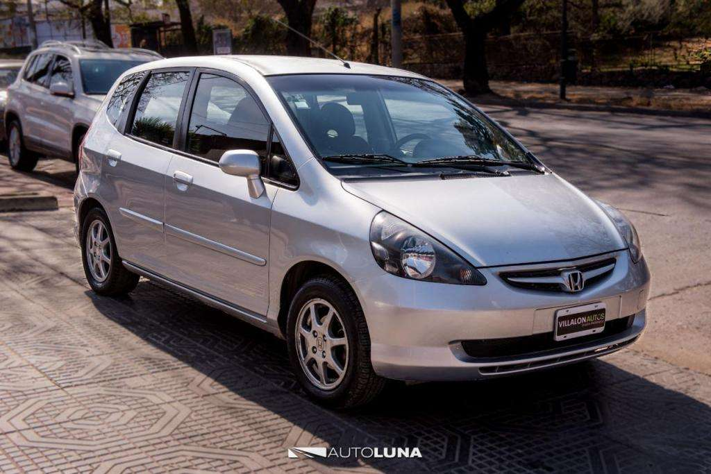 HONDA FIT EX AT 2008 ENTREGA 199000 Y CTAS