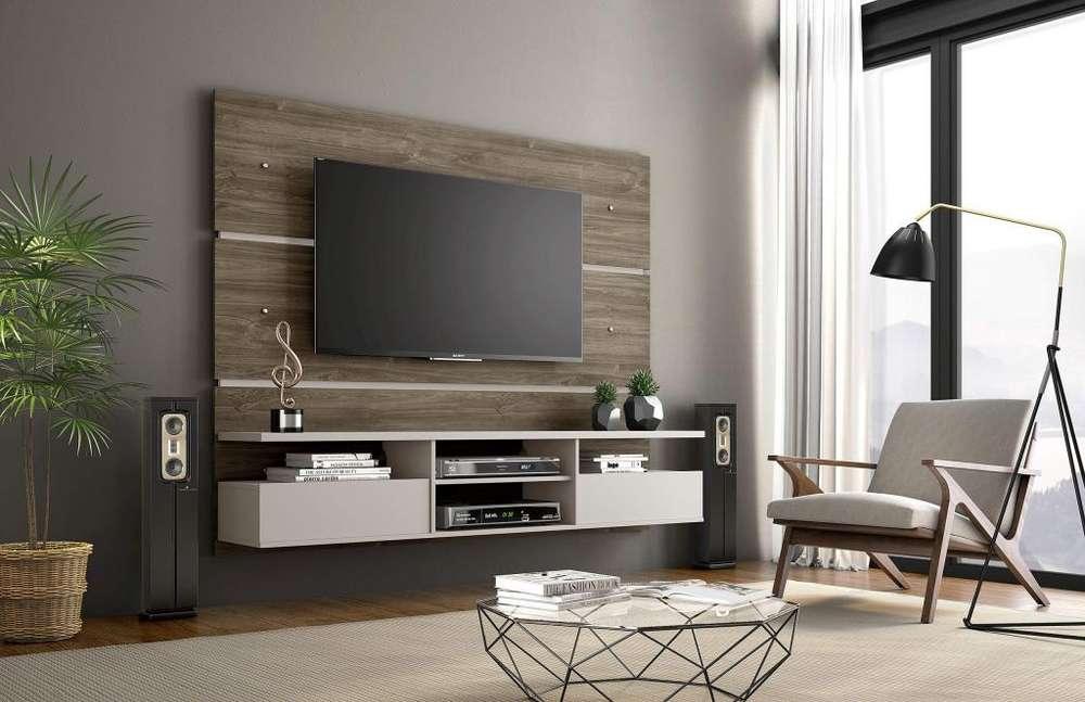 PANEL TV FOTANTE para tv de hasta 60 pulgadas