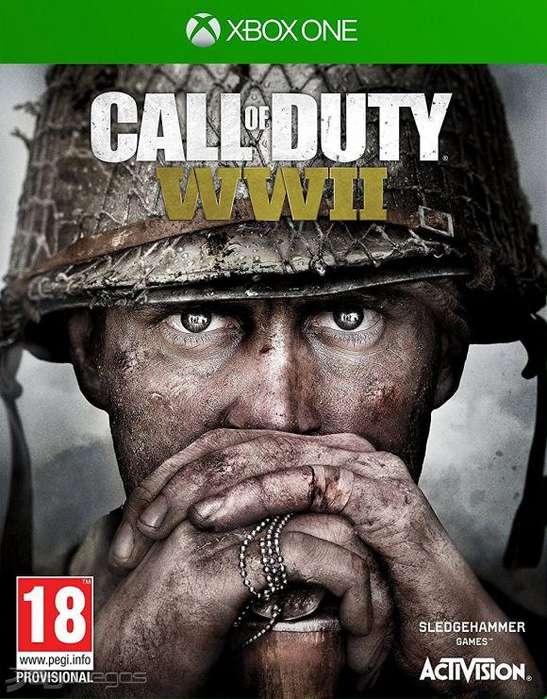 Call Of Duty Ww2 Xbox One, Físico
