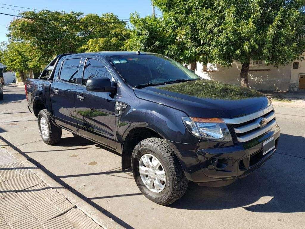 Ford ranger 3.2 XLS 4x4 EXCELENTE 2013 PERMUTO o CONTADO