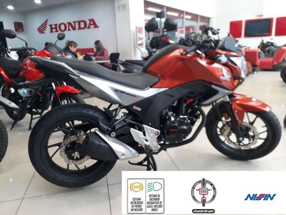 CB 160 DLX DOBLE FRENO DE DISCO SUPER ECONOMICA