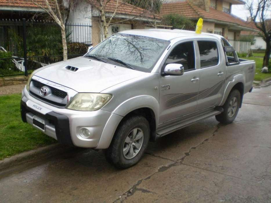 <strong>toyota</strong> Hilux 2008 - 400000 km