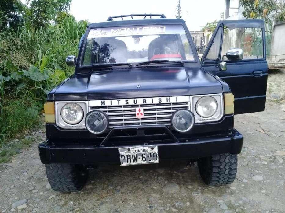 Mitsubishi Montero 1987 - 387390 km