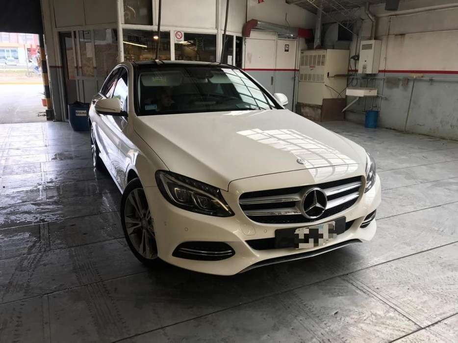 <strong>mercedes-benz</strong> Clase C 2015 - 21500 km