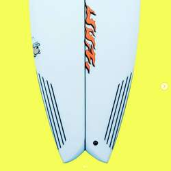 Tabla de Surf Uva Surfboards Mod. FISH Fabrica de tablas a medida y en stock