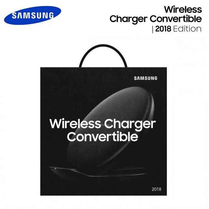 Cargador Rápido Samsung Wireless 2018 convert @ S9 S8 Note 8