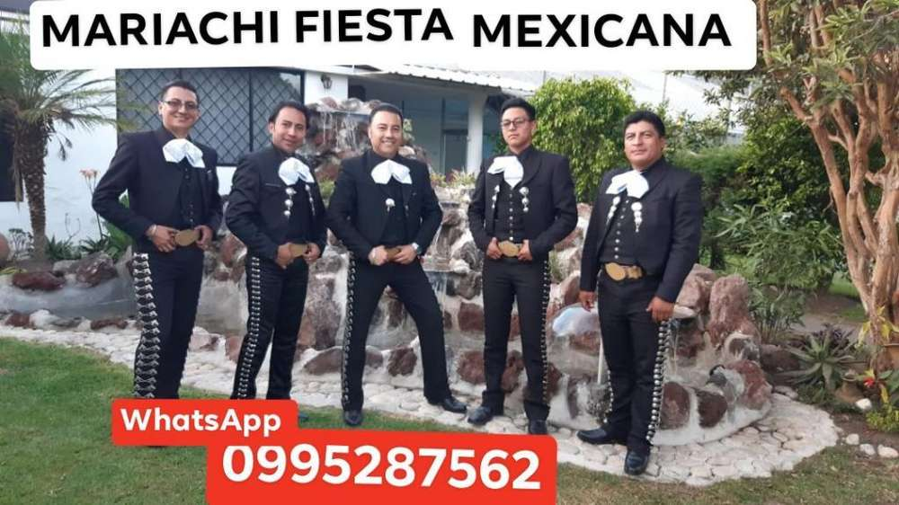 Mariachi en La Biloxi