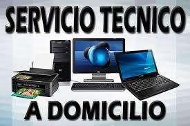 SERVICIO TECNICO DE PC Y PORTATILES