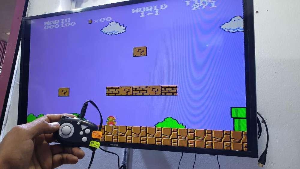 Mini Nintendo Nes para Tv
