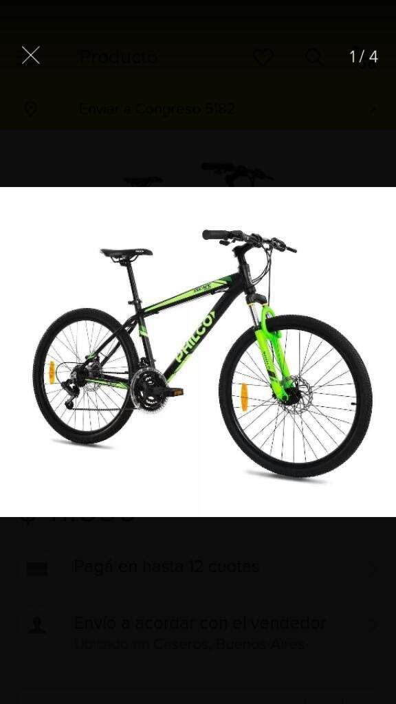 Bicicletas Philco