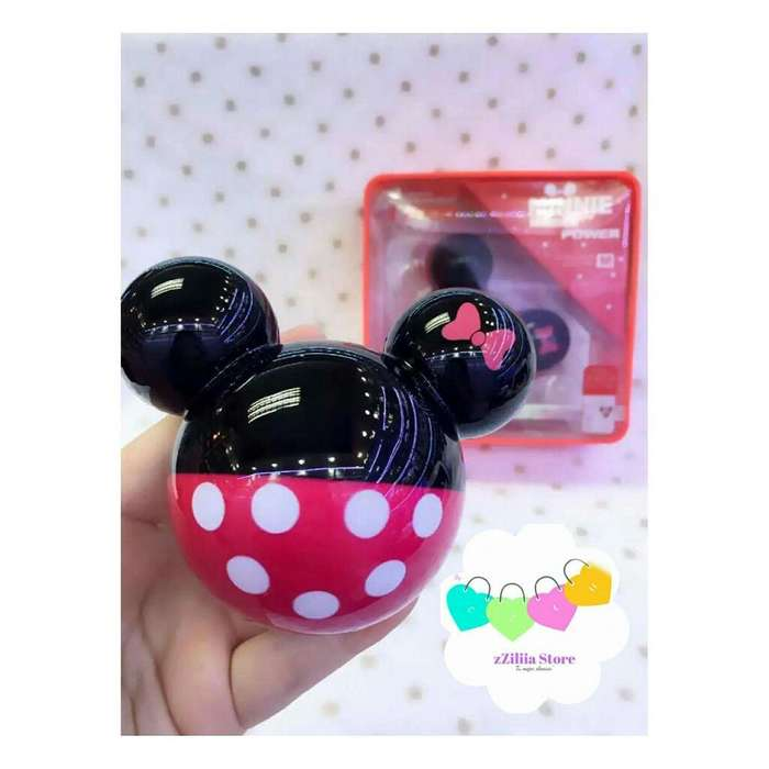 Power Bank Cargador Portátil Minnie