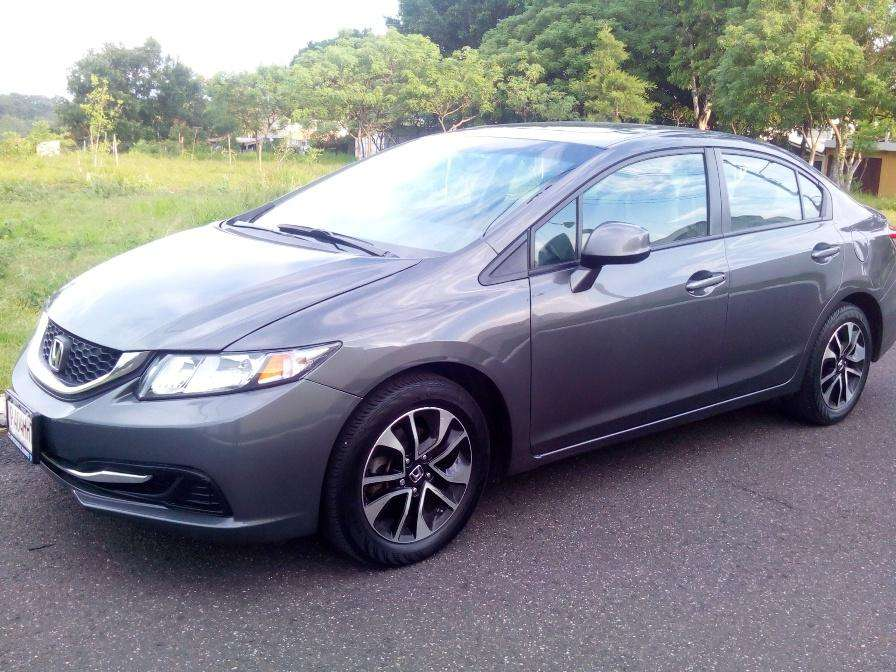 Honda Civic 2013 - 64417 km