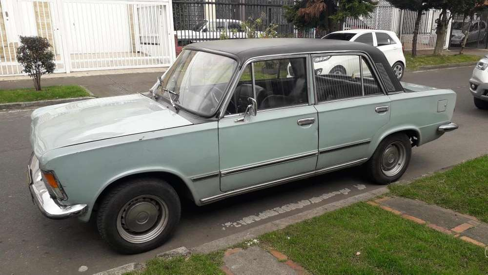 <strong>fiat</strong> 124 1975 - 0 km