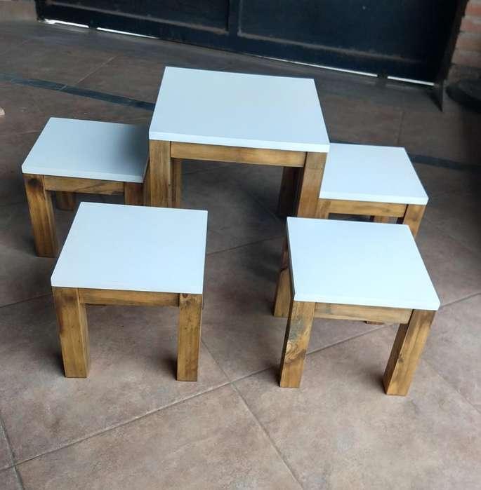Mesa Y <strong>silla</strong>s para Niños