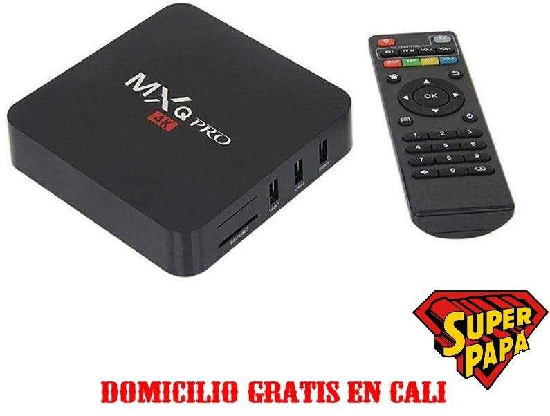 Convierte Tu Televisor Común en Smart Tv