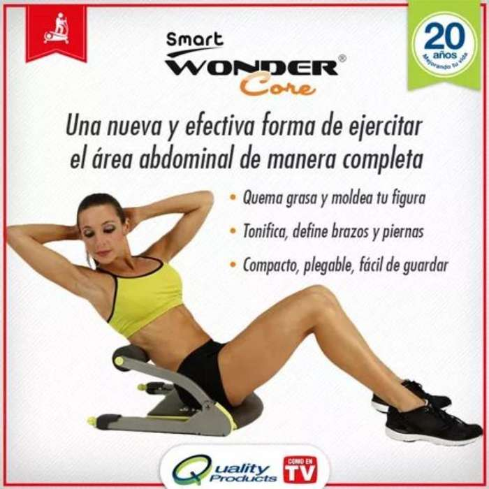 Vendo Wonder Core Smart en Caja