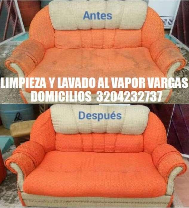 Lavado Y Limpieza Alvapor Vargas