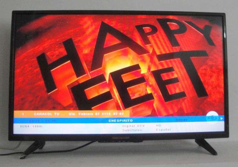 Venta de Tv LED Challenger de 32 Pulgadas TDT