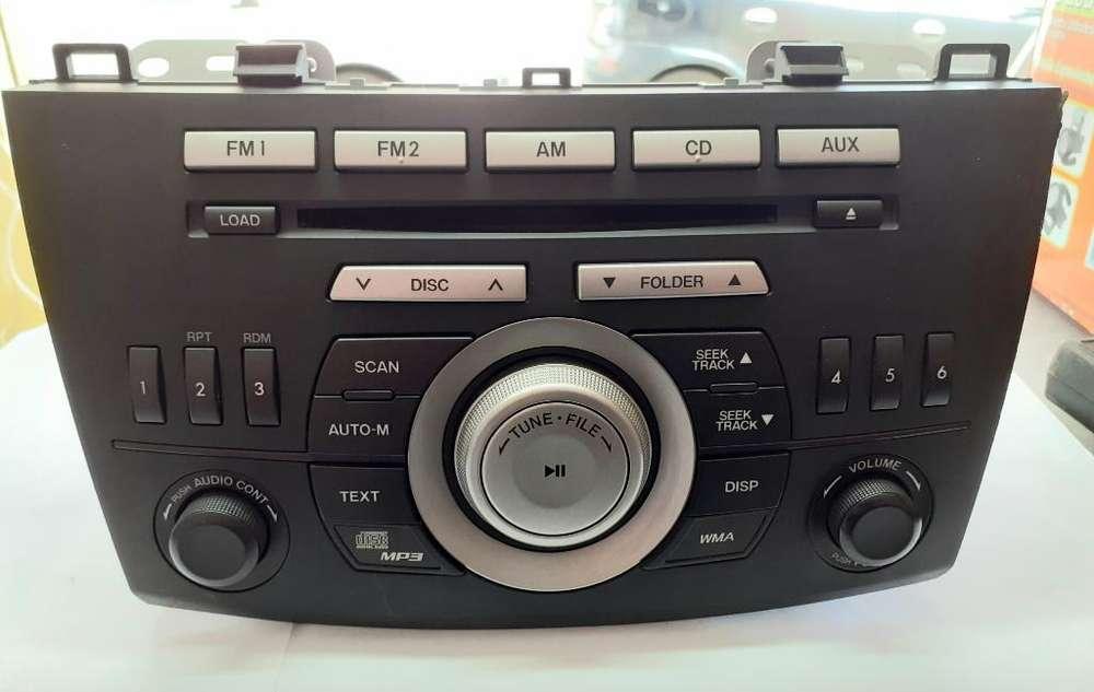 Radio Mazda 3