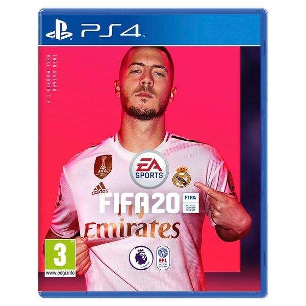 FIFA 20 - FISICO NUEVO Y SELLADO