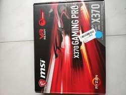 Motherboard Msi X370 Gaming Pro Usada En Excelente Estado