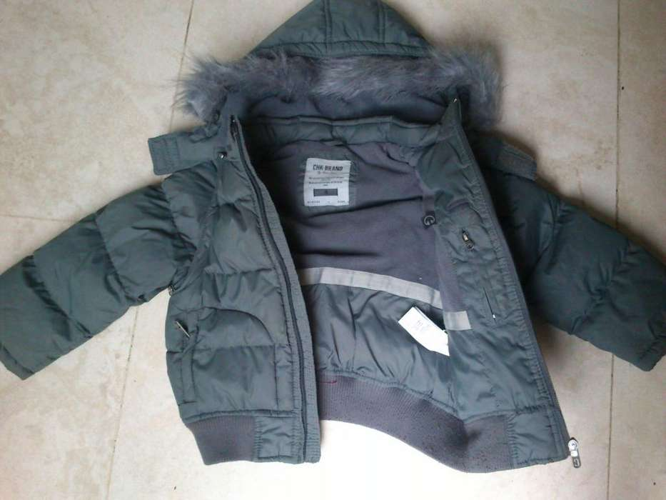 Campera <strong>cheeky</strong> Talle 4 . Todo desmontable