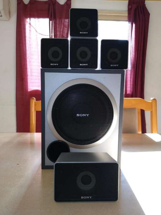 Parlantes Sony para Home Theater
