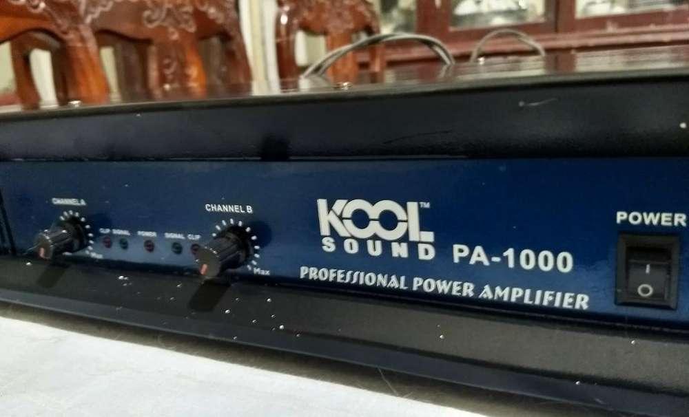 Potencia Amplificador 1000 Watts