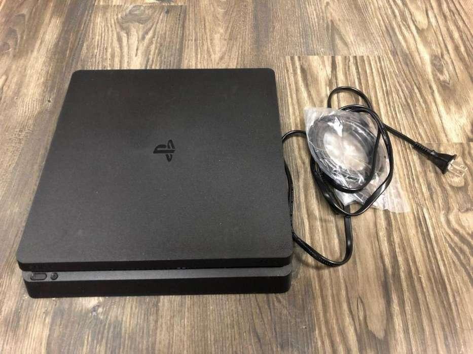 Playstation 4 Slim Juegos Membresía