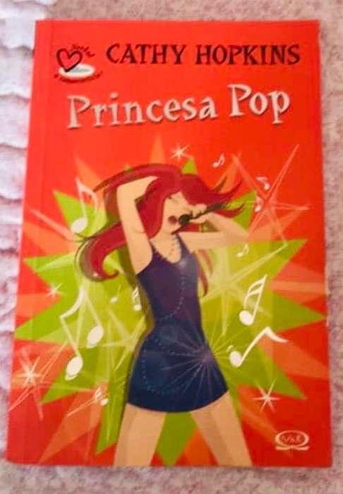 Libro - Nuevo - Princesa Pop de Cathy Hopkins