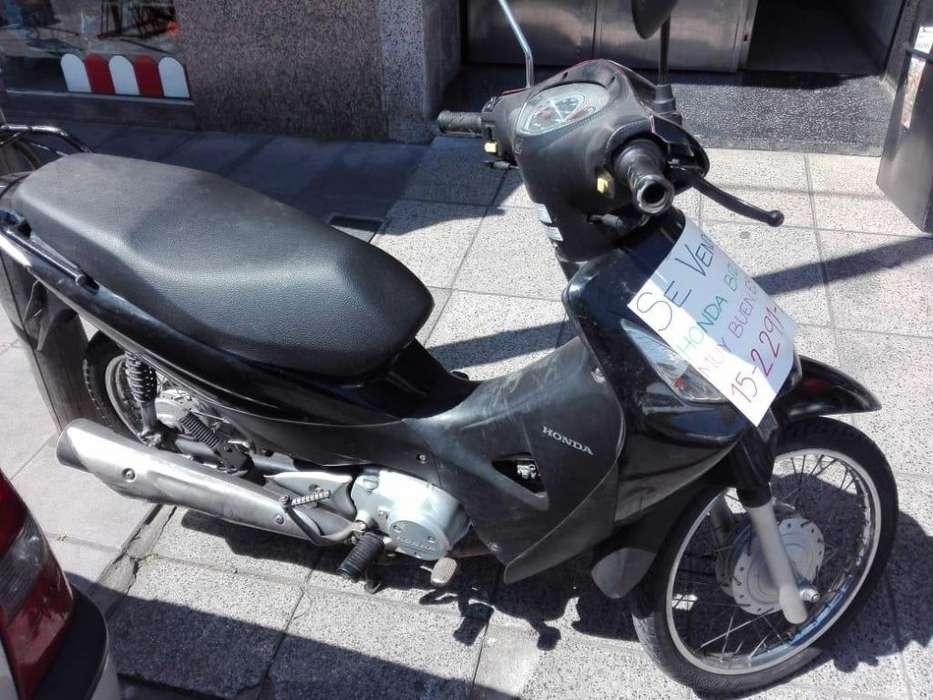 Honda Biz 125cc Año 2013