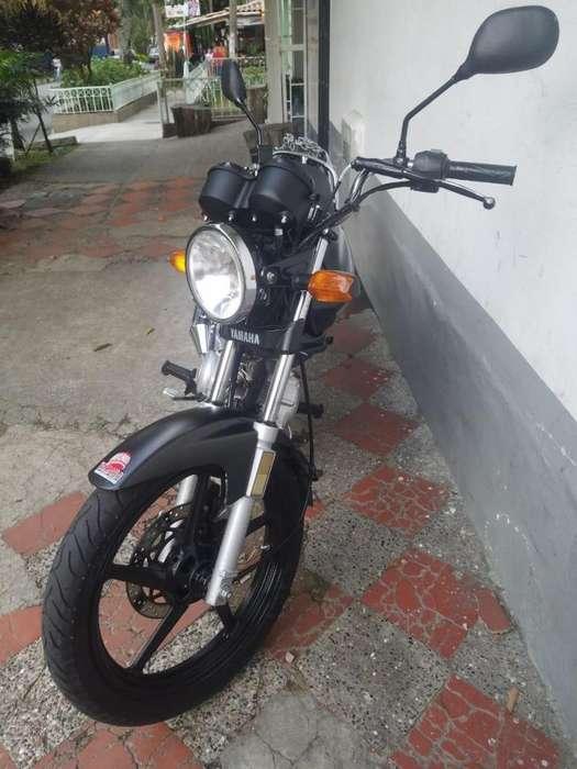 Yamaha libero 2015