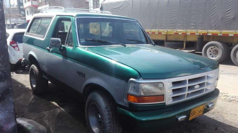<strong>ford</strong> Bronco 1990 - 20000 km