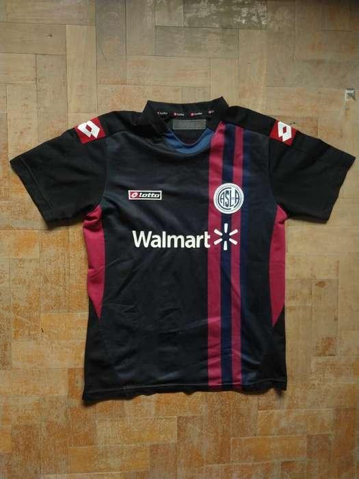 Camiseta San Lorenzo Lotto Talle M