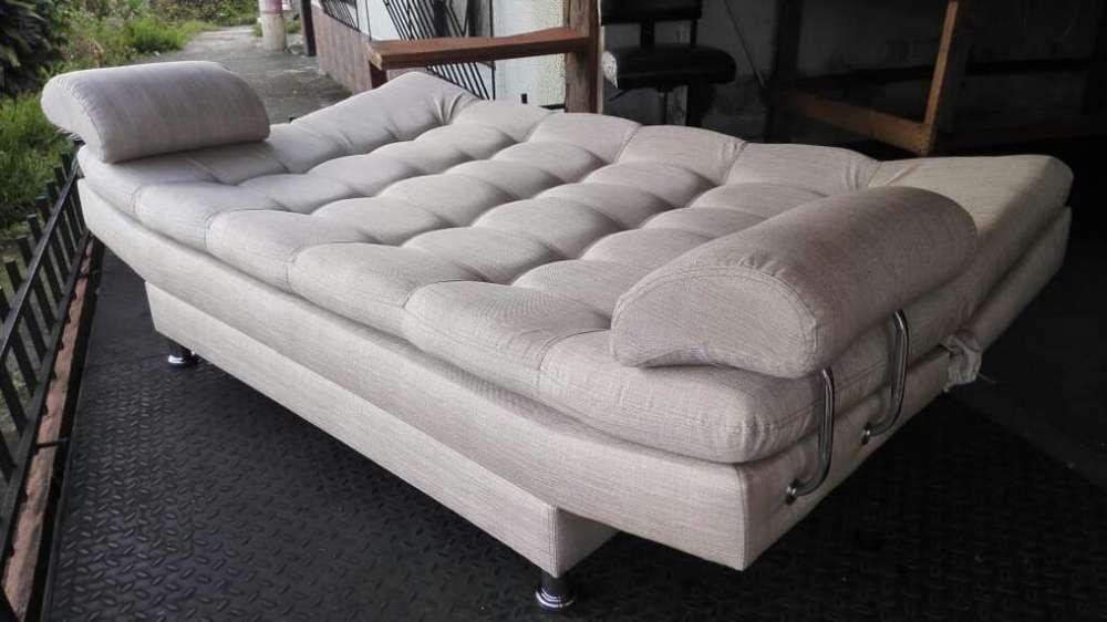 Ganga Hermoso <strong>sofa</strong>cama Tres Posiciones