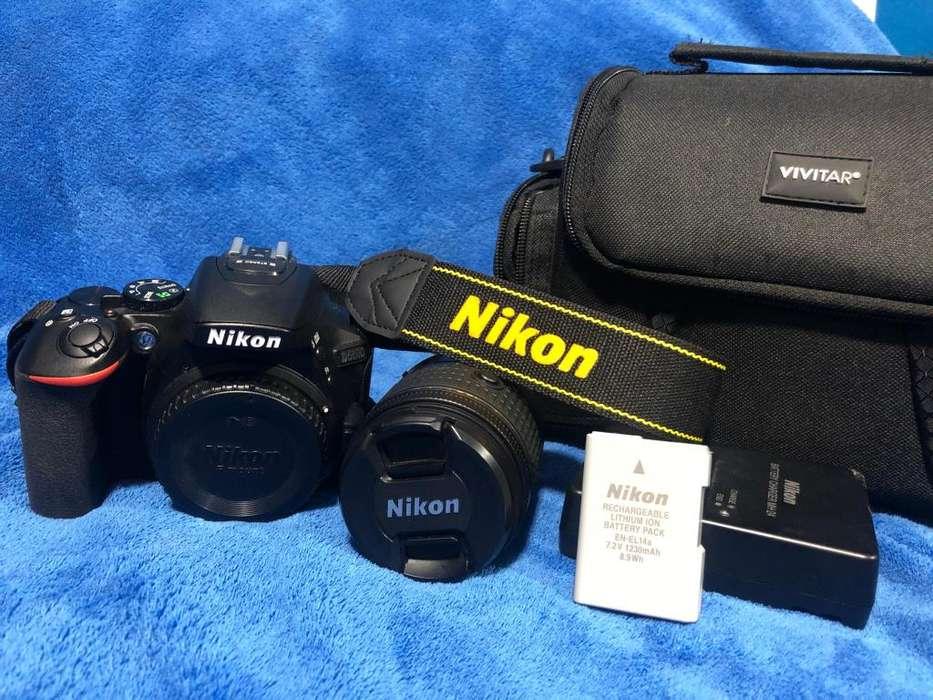 Cmara Nikon D5600