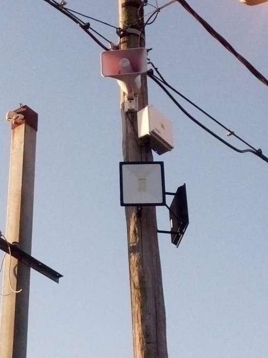 Buscamos instaladores de alarmas domiciliarias/comerciales/vecinales y videocamaras