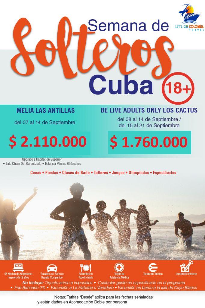 Semana de Solteros Cuba