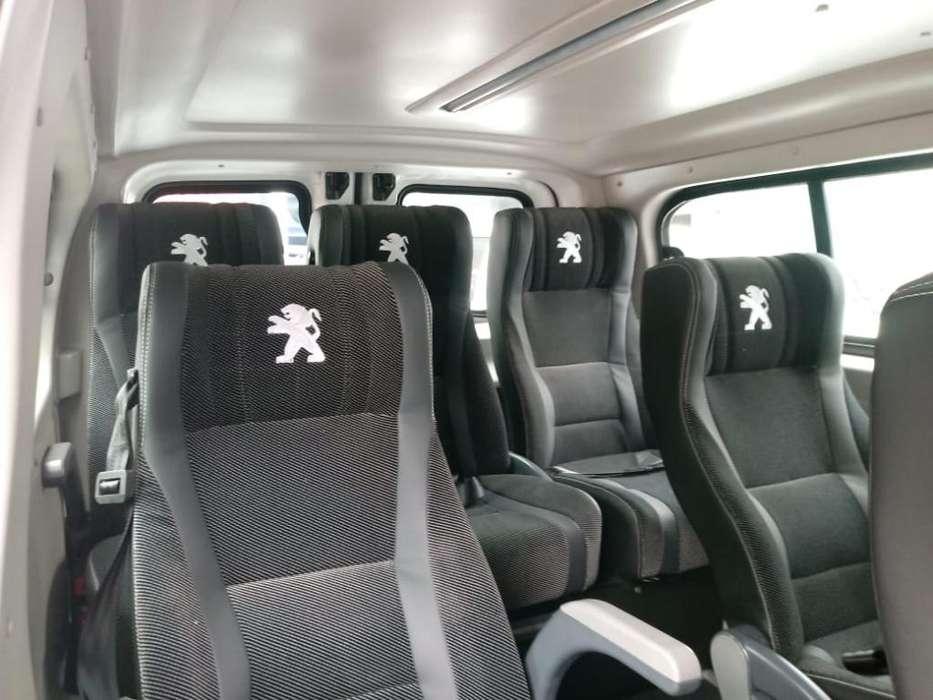 Van 8 Pasajeros Peugeot Expert